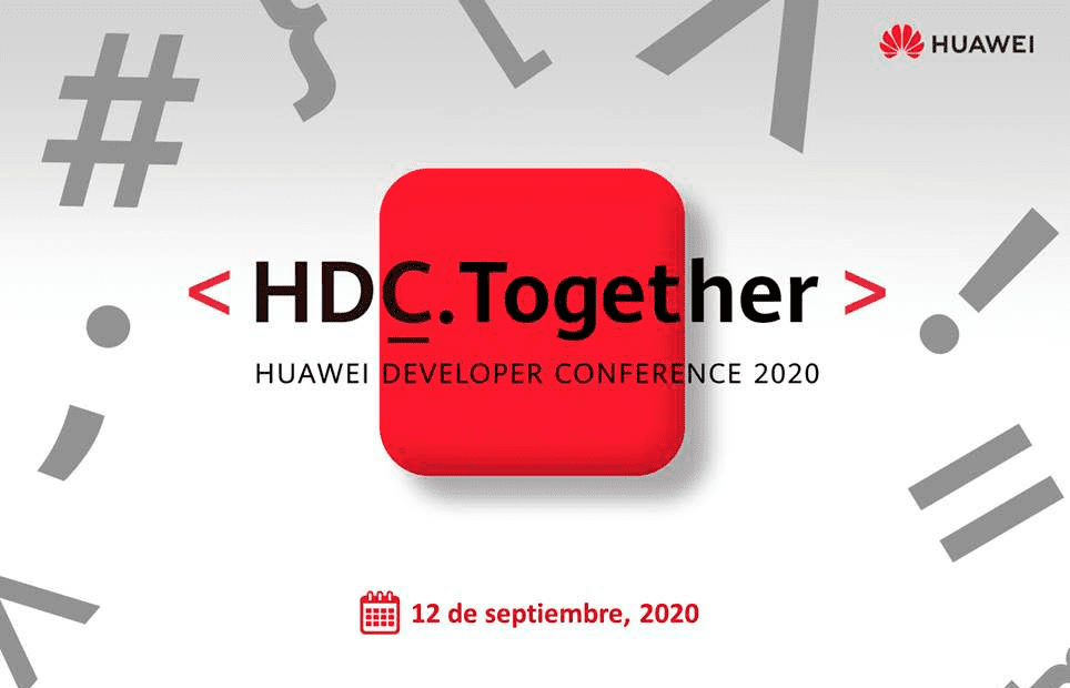 HDC. Together (Huawei Developer Conference 2020)